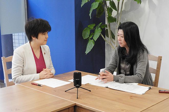 立憲民主党大阪府連「都構想」ポータル・幸田泉さんインタビュー