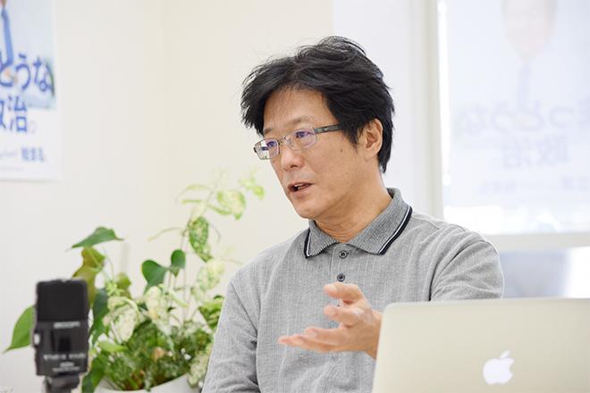 立憲民主党大阪府連「都構想」ポータル、薬師院仁志さんインタビュー