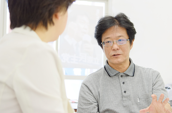 立憲民主党大阪府連「都構想」ポータル・薬師院仁志さんインタビュー